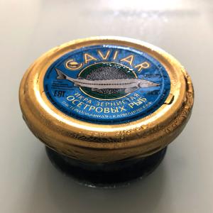 Trứng cá tầm đen Caviar (56,8g)