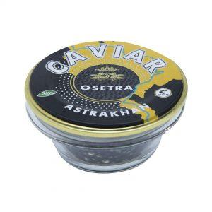 Trứng Cá Tầm Caviar Osetra Astrakhan (113g)