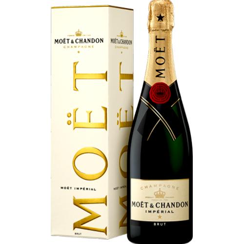 Rượu Champagne Moet & Chandon (Trắng)