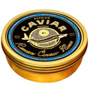 Trứng Cá Tầm Russian Caviar House (125g)