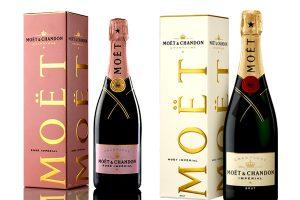 Moet Champagne: một thương hiệu sang trọng