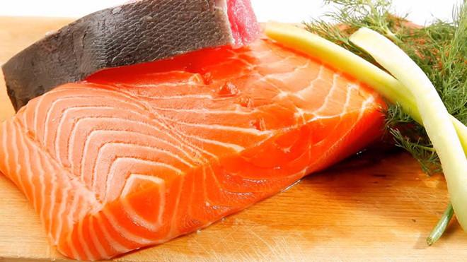 cá hồi tốt cho sức khoẻ