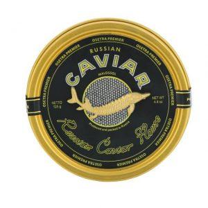 Trứng cá tầm Caviar 125g Gold