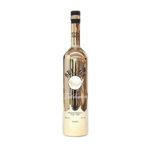 Rượu Vodka Beluga Celebration Vàng (0,7 Liter)