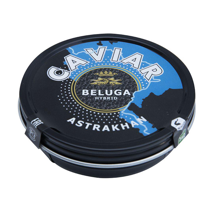 Trứng Cá Tầm Caviar Beluga
