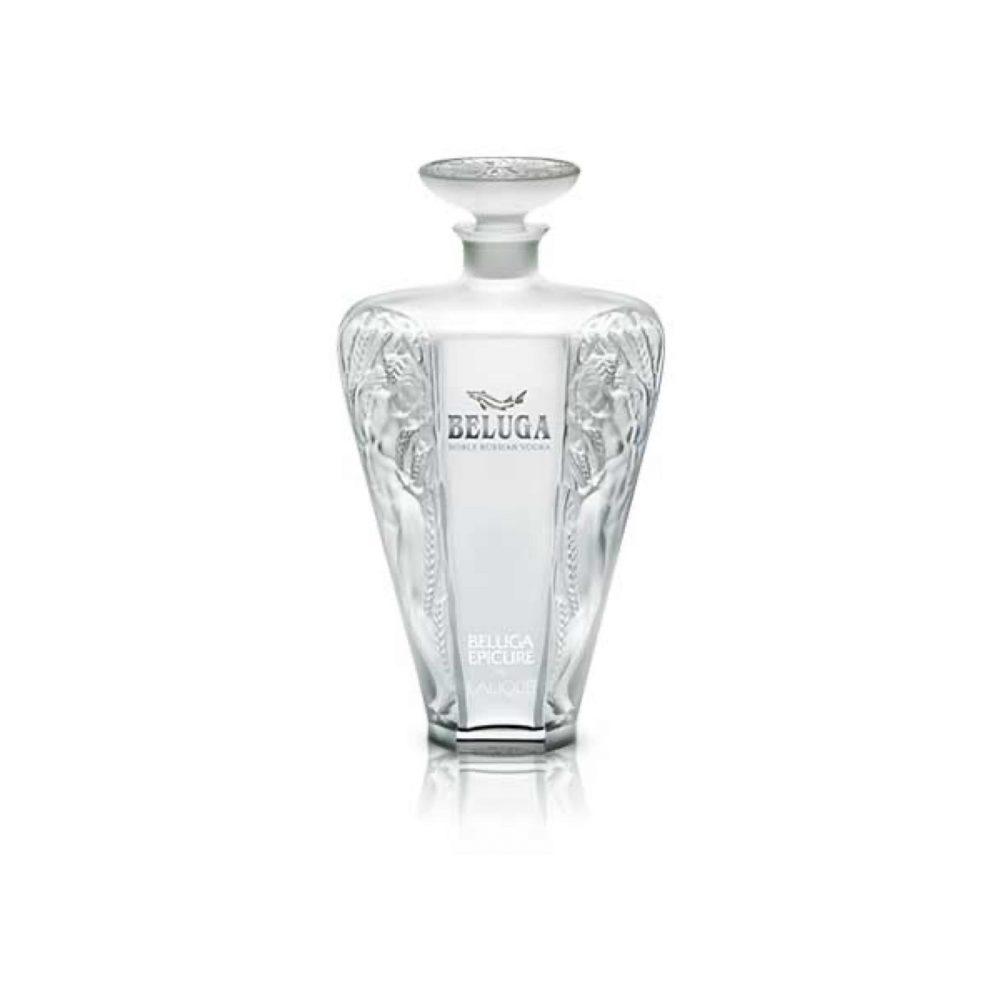 Rượu Vodka Beluga Epicure By Lalique (1 Liter)