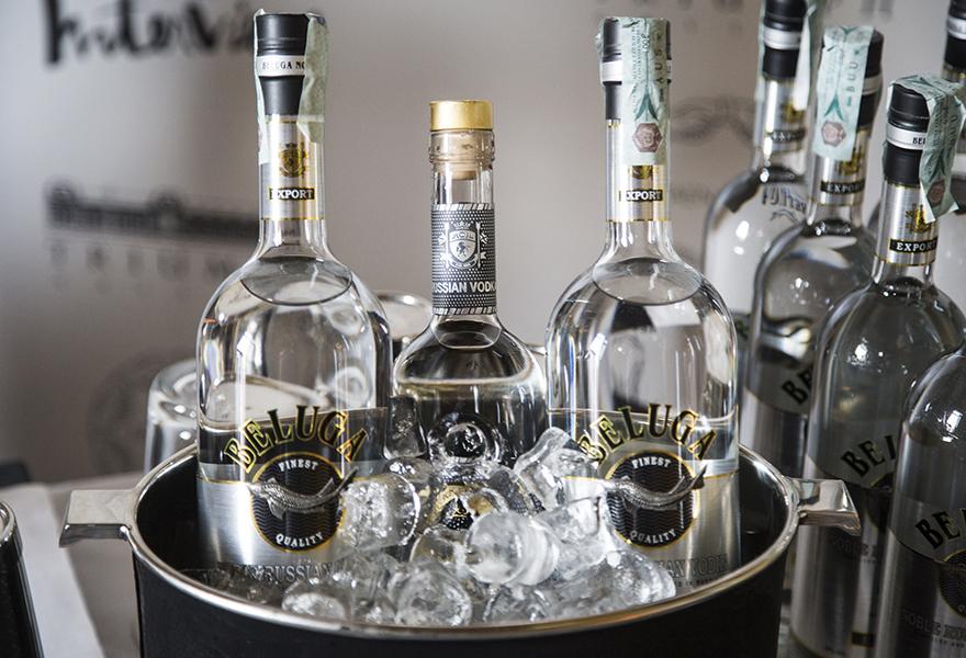 Những điều bạn chưa biết về rượu Beluga