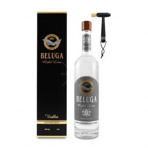 Điểm đặc biệt chỉ có ở beluga gold line hàng xách tay Nga